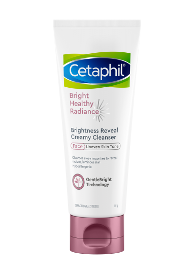 Bright Healthy Radiance Brightness Reveal Creamy Cleanser