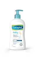 Cetaphil Baby Gentle Wash & Shampoo with Organic Calendula