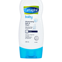 Cetaphil Baby Moisturizing Bath & Wash